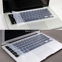 Wholesale Hot Sales Professional Universal Silicone Clear Keyboard Cover Protector Skin Film For quot Laptop wx86