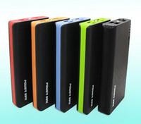 bank list - 2015 New listed High quality mah Power bank External Battery Powerbank USB Charging port Portable