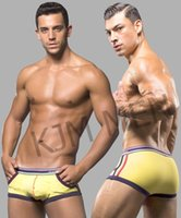 running shorts - fashion newest Andrew Christian brand sweat pants breathable sweat light mesh running shorts comfortable sport short pant