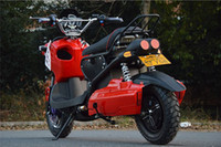Wholesale The new Zuma V V electric motorcycle electric motorized scooter W battery car modified Hawk