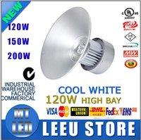 Wholesale x2 LED High Bay Light V Industrial LED Lamp w w w Degree LED Lights High Bay Lighting LM for Factory Workshop