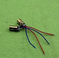 Wholesale 20pcs V laser diode laser spot copper semiconductor laser tube diameter MM