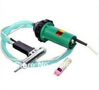 Wholesale Free ship W Multipose Plastic Welder Hot Air welding machine