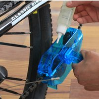 Wholesale Bicycle Chain Cleaner Cycling Bike Machine Bicycle Chain Cleaner Tool Kits Scrubber Washing Tool