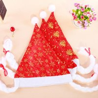 bell christmas lights - L23 Indian gold snowflake bell gold velvet moon and stars millinery Christmas accessories Christmas decorations Christmas stockings Festive