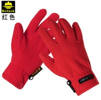 Wholesale Outdoor sports autumn winter warm gloves for cycling hiking fleece women mens gloves winter for hunting sports