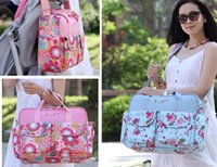 bebe handbags - Diaper Bags Baby Kids Maternity Baby Bath Diapers New design colors baby diaper bags for mom Brand baby travel nappy handbags Bebe or