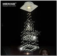 Cheap Mini Small Crystal Chandelier Light Fixture Square Flush Mounted Crystal Lustre stairs porch aisle hallway Light