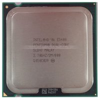 Wholesale Not a Brand New Intel Pentium Dual Core E5400 GHz M MHz SLB9V CPU Socket