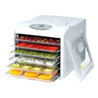 dehydrator - Electric Food dehydrator Fruit Vegetable Meat Dehydrator Drying Fruit Food Dehydrator