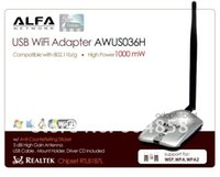 alfa wireless - USB ANTENNA Alfa AWUS036H USB WiFi Adapter Wireless G dBi Antenna REALTEK RTL8187L
