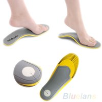 Wholesale 3D Premium Women Men Comfortable Shoes Orthotic Insoles Inserts High Arch Support Pad