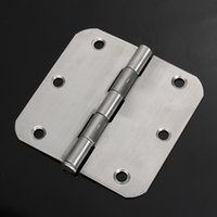 Wholesale 3 inch Stainless Steel Brushed Satin Nickel Door Butt Hinge Cabinet inch Home DIY
