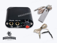 Wholesale Tattoo Digital Power Supply Foot Switch Clip Cord WP020 WE002 WY002