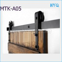 Wholesale Best quality barn wood sliding doors hardware Barn door track system