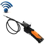 Wholesale WIFI Wireless Camera Endoscope Borescope inspection Camera Ghz WITH M Cable mm Lens Industrial Endoscope A2