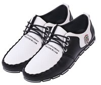 Wholesale brand new style Casual Shoes pu lace up men s dress shoes fashion running shooes Sports shoes kingming618