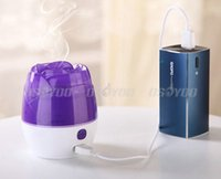 air express tracking - Beauty USB Mini Rose Air Humidifier Air Diffuser Mist Purifier With Night Light Free Express order lt no track
