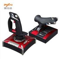 Wholesale Top Quality Brand Litestar PXN II Computer Flight Game Joystick Flight Simulation Gaming Rocker Controller For Super Gamer
