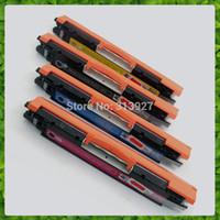 Wholesale 4pk Compatible CF350A CF351A CF352A CF353A Toner For HP A Color LaserJet Pro MFP M176 M176n M177 M177f M177fw