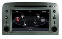 1 DIN audio vedio player - Head Unit Car DVD Player for Alfa Romeo GT with GPS Navigation Radio BT USB SD AUX MP3 Audio Vedio Stereo Nav