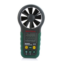 Wholesale Hot Sale Digital Anemometer Handheld LCD Electronic Wind Speed Air Volume Measuring Meter Backlight free