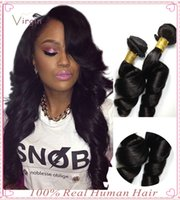Wholesale Loose Wave Cheap Human Hair Extensions Top Quality A Best India Peruvian Virgin Hair Brazilian Hair Weave