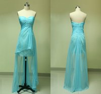 Wholesale New Style Prom Dresses One shoulder Short Ruffle Beaded Chiffon MIni Party Dress Cocktail Dresses C9