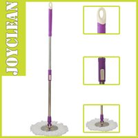spin mop - Spin Mop Magic Mop Pole Set Hand Pressure Mop Rod