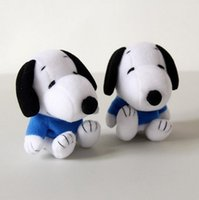 Wholesale Children s toys Snoopy dog finger accidentally gift doll shape Puppet give child s birthday and Christmas gift