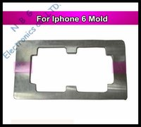aluminum screen repair - 2015 Sale New Aluminum Alloy Refurbishment Glueing Repair Lcd Outer Mould Mold Holder For Iphone G inch Screen