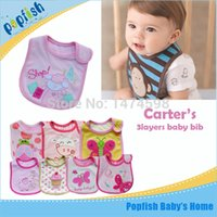 baby bandana bibs - 15pcs waterproof babador baby bibs infant baberoes bebe boy girl bandana toalha newborn feeding saliva towel