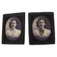 bars images - Halloween Decoration Supplies Scary Lenticular Images Magic Photo Frame Bar Haunted House Halloween Party Props Ghost Craft
