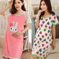 Wholesale Fashion Women s Nursing Sleepwear Maternity Pajamas Pregnant Breastfeeding Clothing Hot Hot New