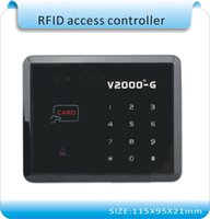 Wholesale new high quality touch screen numeric KHZ keypad access control machines cards