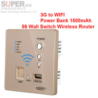 Wholesale router Newest Home and Hotel Use Wall Mount Mini Wireless Router G Wirelss AP Wireless A USB Charger Wifi Wall Router