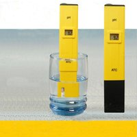 Wholesale Portable Digital PH Meter Tester Aquarium Pool Water Wine Urine LCD Pen Monitor