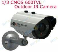 Wholesale 600TVL Array IR Leds mm lens Outdoor Waterproof Security IR Camera