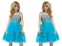 Cheap Girls Pageant Dresses Best 2015 Big Girls Gowns