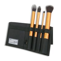 Wholesale 2015 High Quality real RT tech Make up Brushes set soft hair Professional Makeup powder brush set DHL