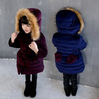 babygirl clothes - girls baby clothes babygirl keep warm bow with cap thick cotton jacket coat winter for fashion