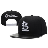 Wholesale Brand Cardinals Snapback Cheap Baseball Caps Popular Snap Backs Top Quality Ball Caps Fashion Sports Caps Ball Caps Adjustable Hats