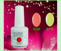Wholesale 2015 Hot sale Nail Polish Your most love Gelish Nail Polish Soak Off Nail Gel For Salon UV Gel Colors ml supply