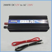 dc to ac inverter - Black W Car Vehicle USB DC V to AC V Power Inverter Adapter Converter