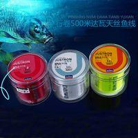 bulk meter - 10pcs Daiwa Nylon Durable Monofilament Rock Sea Fishing Line Thread Bulk Spool All Sizes lb