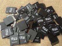 Wholesale Maike CS1508 TF card reader TF TO SD CARD Adapter micro sd TransFlash TF memory card adapter reader fee Shiping