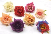 Wholesale DIY simulation flowers roses wedding artificial flower decoration flower arch flower hat headdress DIY material cm