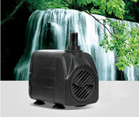 Wholesale High Qualtiy W L H Submersible Fish Aquarium Tank Pond Fountain Water Filter Pump V EU Plug