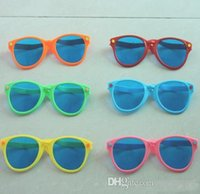 big funny glasses - Big Glasses Funny Glass For Fans Beach Halloween Masquerade Carnival World Cup Accessories fun toy