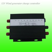 Wholesale 2015 Hot Selling W V V Wind Power Charge Controller Max W Automatic Heat Dissipation Wind Controller
